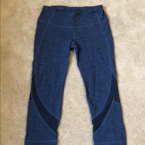 GAP Fit Crop Fitted Pants